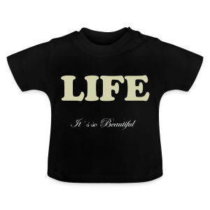 Life Collection - Baby-T-skjorte