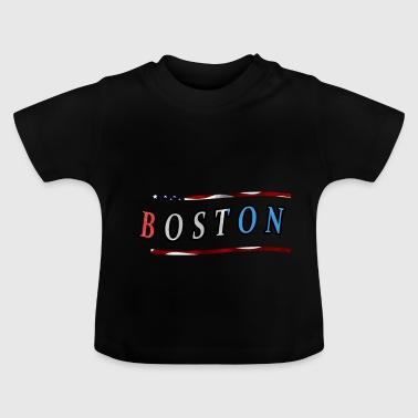 Boston - Maglietta per neonato