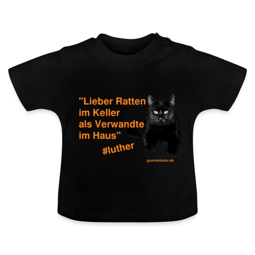 Luther-Zitat - Baby T-Shirt