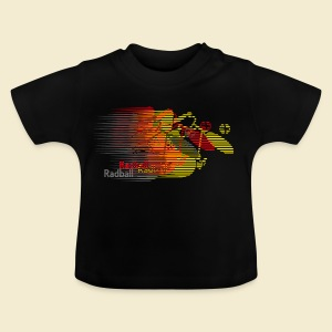 Radball | Earthquake Germany - Baby T-Shirt