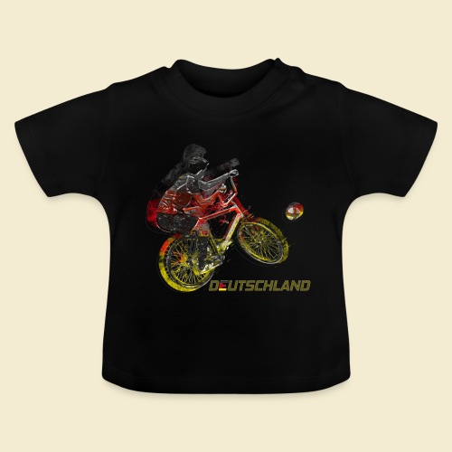 Radball | Deutschland - Baby T-Shirt