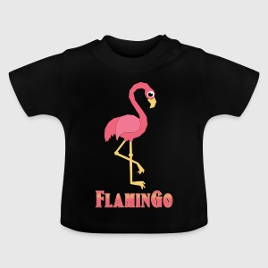 Flamingo - Baby T-Shirt