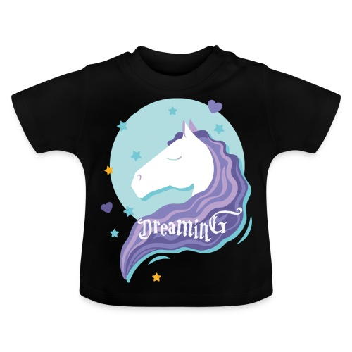 Dreaming - Baby T-Shirt