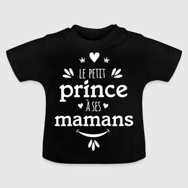 Den lille Prins på hans mødre - Baby T-shirt