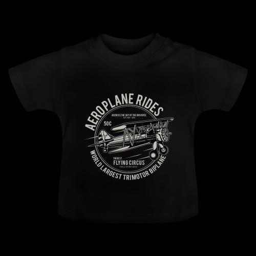 Aeroplane Ride - Baby T-Shirt