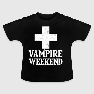 Fantasy / Vampire / Dracula: Vampire Weekend - Baby T-shirt