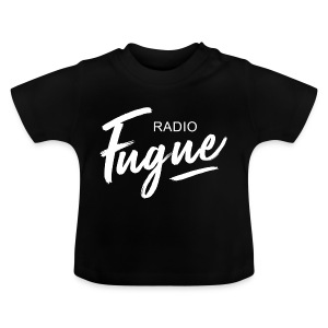 Radio Fugue Blanc - T-shirt Bébé