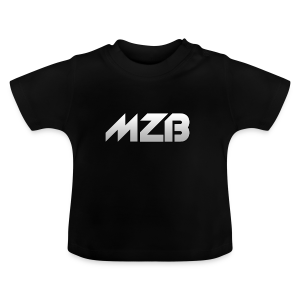 MZB Logo Design For Merch - Baby T-Shirt
