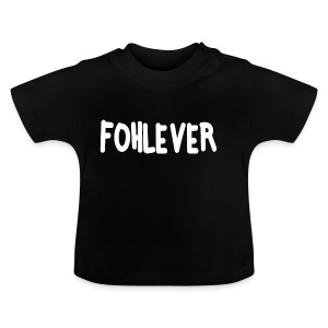 FOHLEVER white - Baby T-Shirt