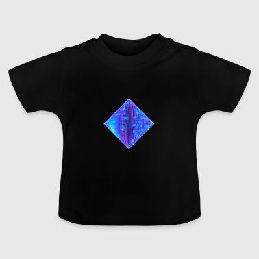 Fraktal 8 - Koszulka niemowlęca