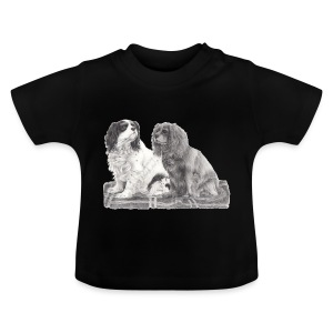 Cavalier King Charles spaniels - Baby T-shirt