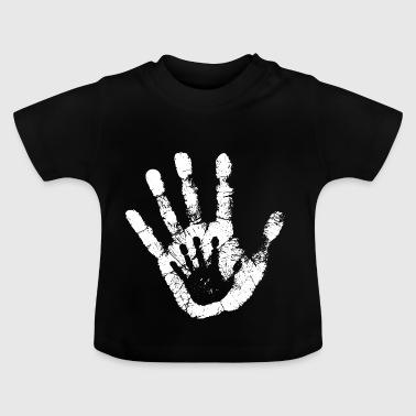 käytetyt White - Vauvan t-paita
