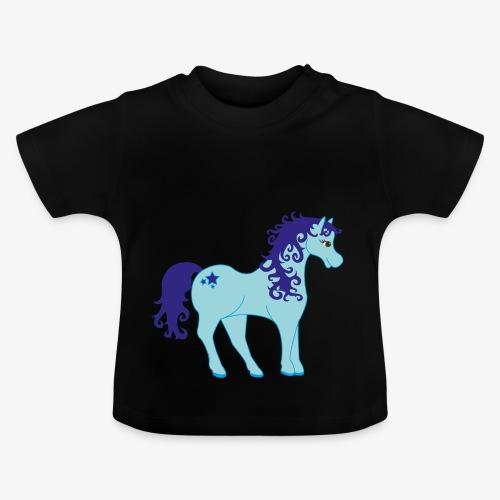 Einhorn ohne Horn ;) - Baby T-Shirt