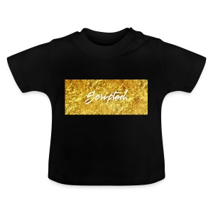 Scripted. Box Logo - Baby T-Shirt