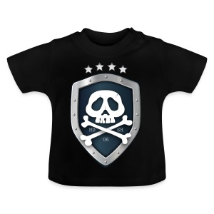 champion's league skull 06 - T-shirt Bébé