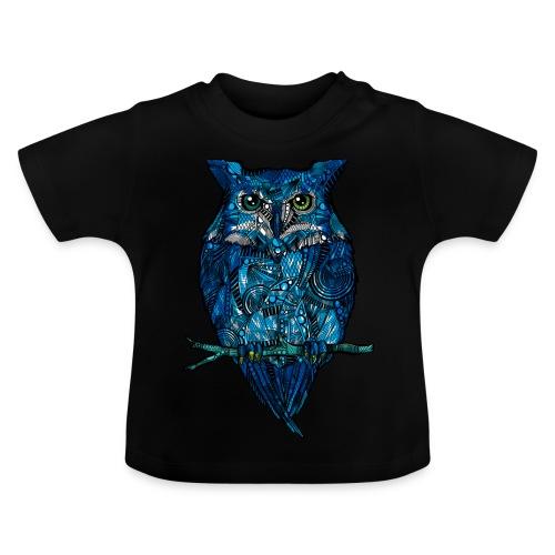 Ugle - Baby-T-skjorte
