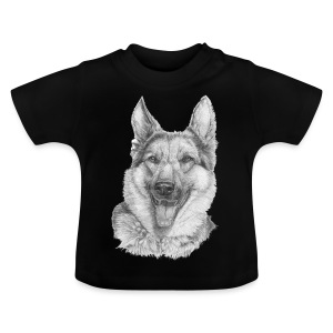 Schæfer German shepherd - Baby T-shirt