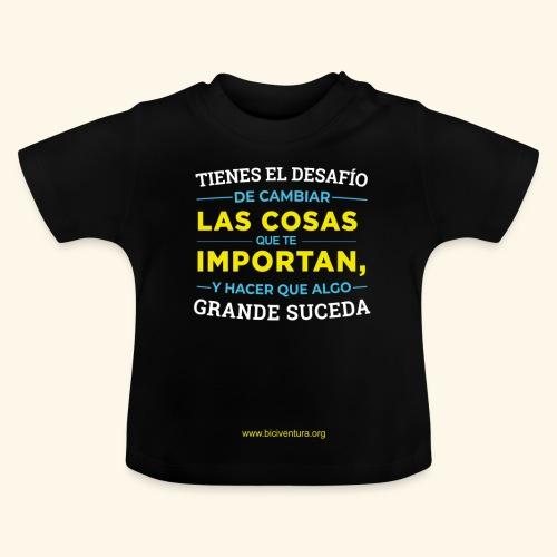Cambia las cosas - Camiseta bebé
