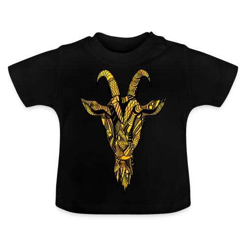 Geit - Baby-T-skjorte