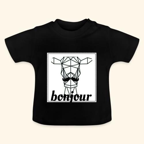 Bonjour - Baby T-shirt