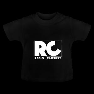 Radio CASTriert Logo 2017/2018 - Baby T-Shirt