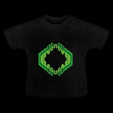bass - Baby-T-skjorte