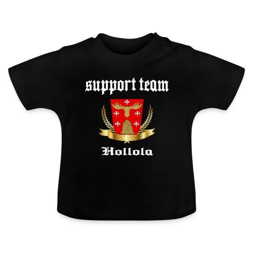Hollola Support Team - Vauvan t-paita