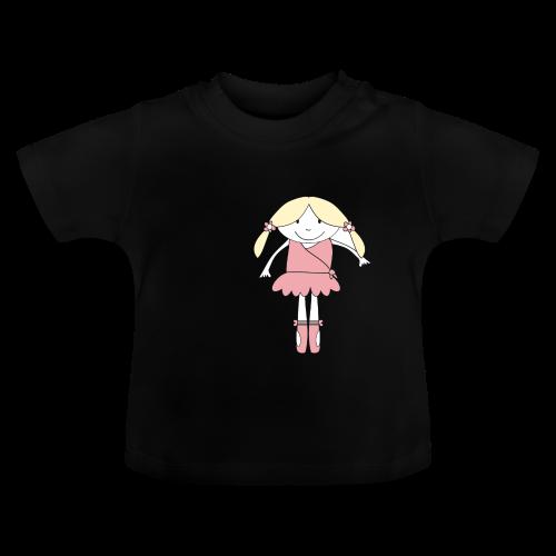 little ballerina - Baby T-Shirt