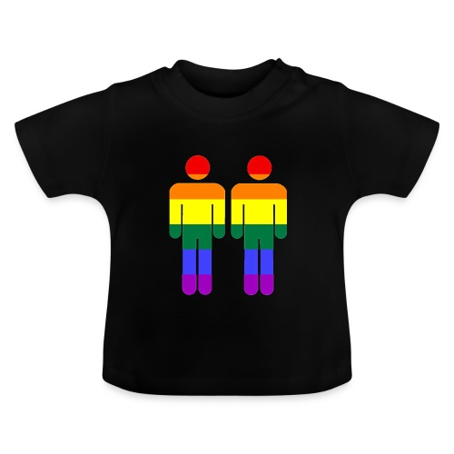 zwei Männer - Baby T-Shirt