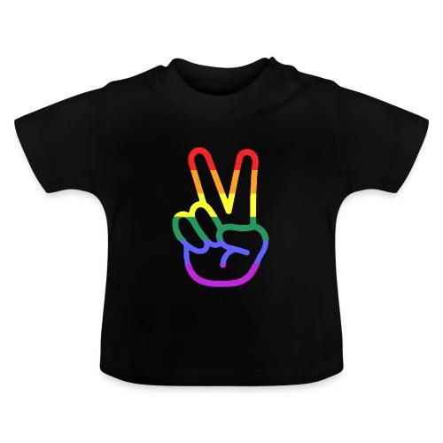 Peace Hand - Baby T-Shirt