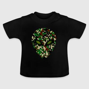 Alien Camouflage - Vauvan t-paita