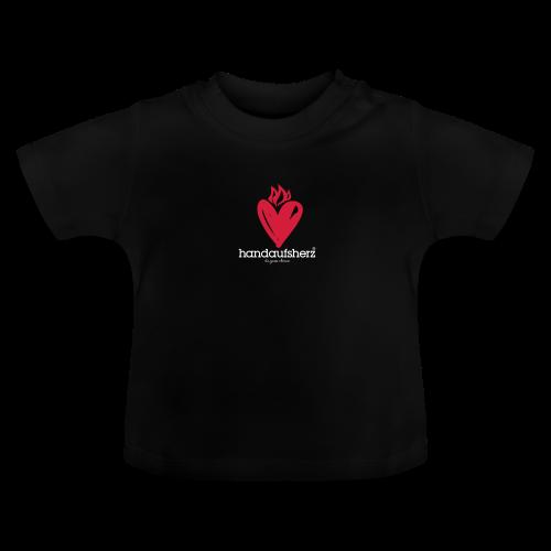 Hand aufs Herz - Baby T-Shirt
