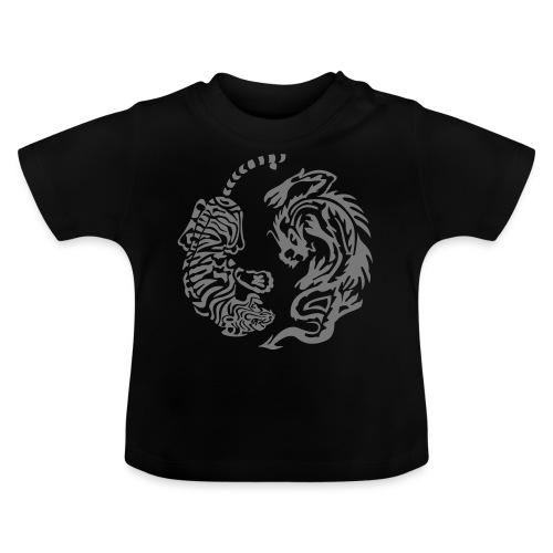 Drachentiger - Baby T-Shirt