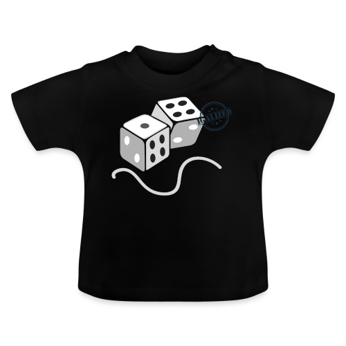 Dice - Symbols of Happiness - Baby T-Shirt