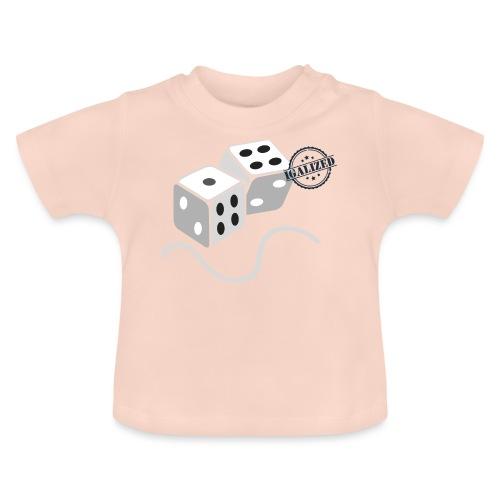 Dice - Symbols of Happiness - Baby T-Shirt