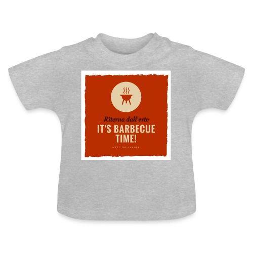 Solo una cosa può farti tornare dall'orto... - Maglietta per neonato