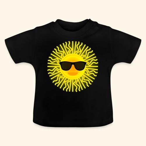 Sol de Canarias - Camiseta bebé