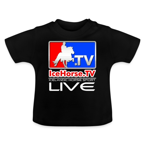 IceHorse logo - Baby T-Shirt