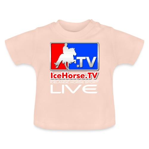 IceHorse logo - Baby T-Shirt