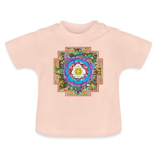 buddhist mandala - Baby T-Shirt