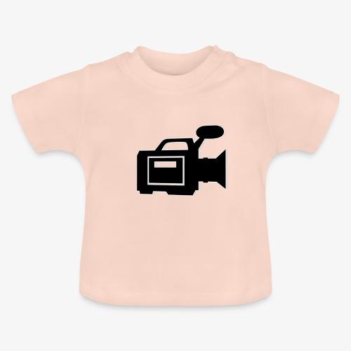 camera - Baby T-shirt