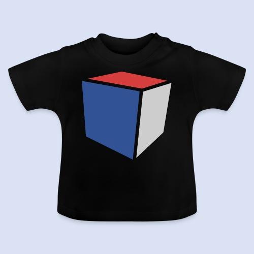 Cube Minimaliste - T-shirt Bébé