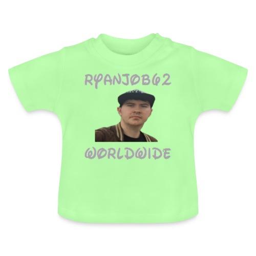 Ryanjob62 Worldwide - Baby T-Shirt