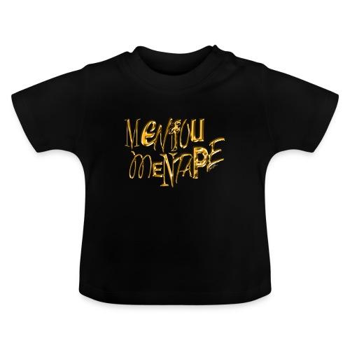 MENFOUMENTAPE doré by Alice Kara - T-shirt Bébé
