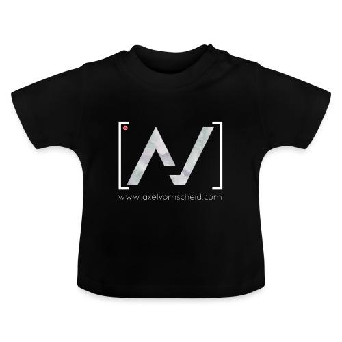 logoalpha blanc - T-shirt Bébé