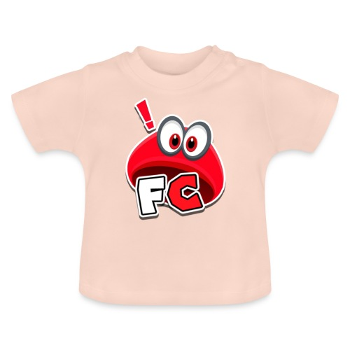 Flying Cappys Logo! - Baby T-Shirt