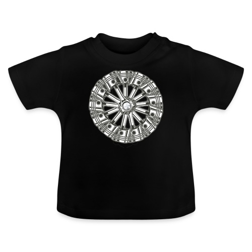 zuiger rol - Baby T-shirt
