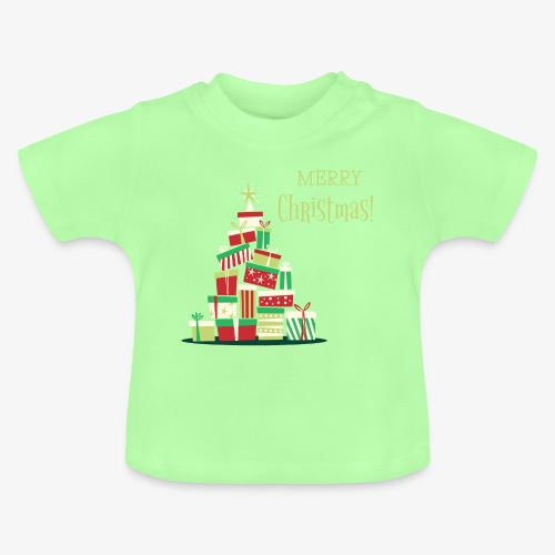 Gifts - Merry Christmas - Baby T-Shirt