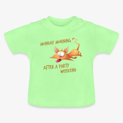 Lundi Matin - Monday Morning - Baby T-Shirt