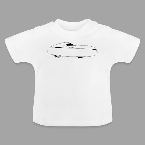 Quest Human Powered Vehicle 2 white - Vauvan t-paita